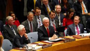 Unprecedented US Efforts to Expel Venezuela's Representative to the UN