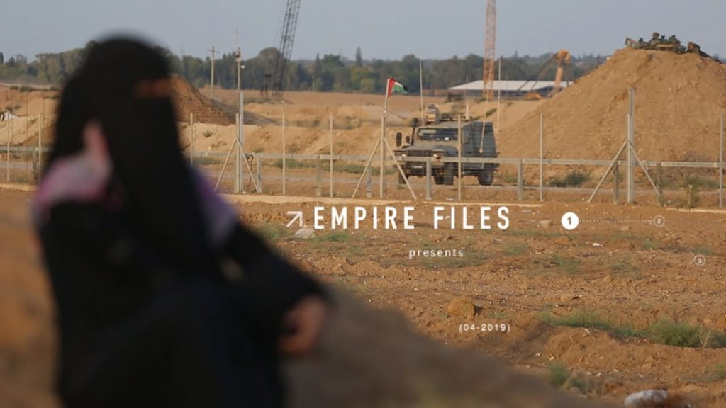Empire Files: Gaza Fights For Freedom (Trailer)