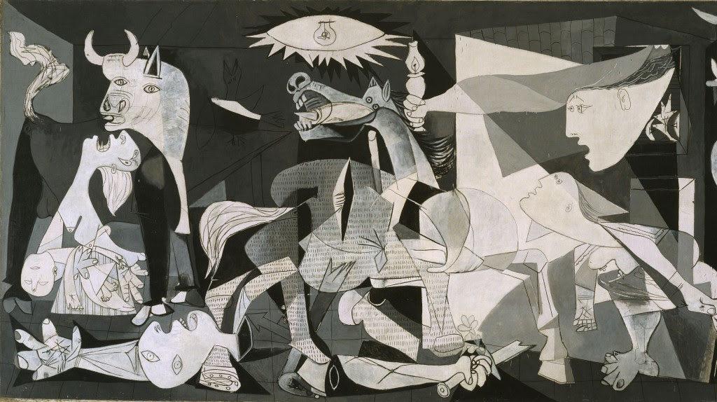 Pablo Picasso, Guernica, 1937.