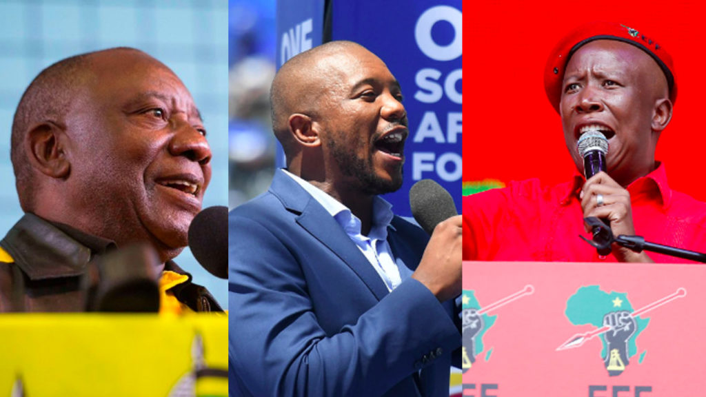 South Africa is Bracing for an Electoral Storm Over the Climate Crisis (1/2)