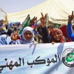 Sudan Protests Intensify Demands for Civilian Government