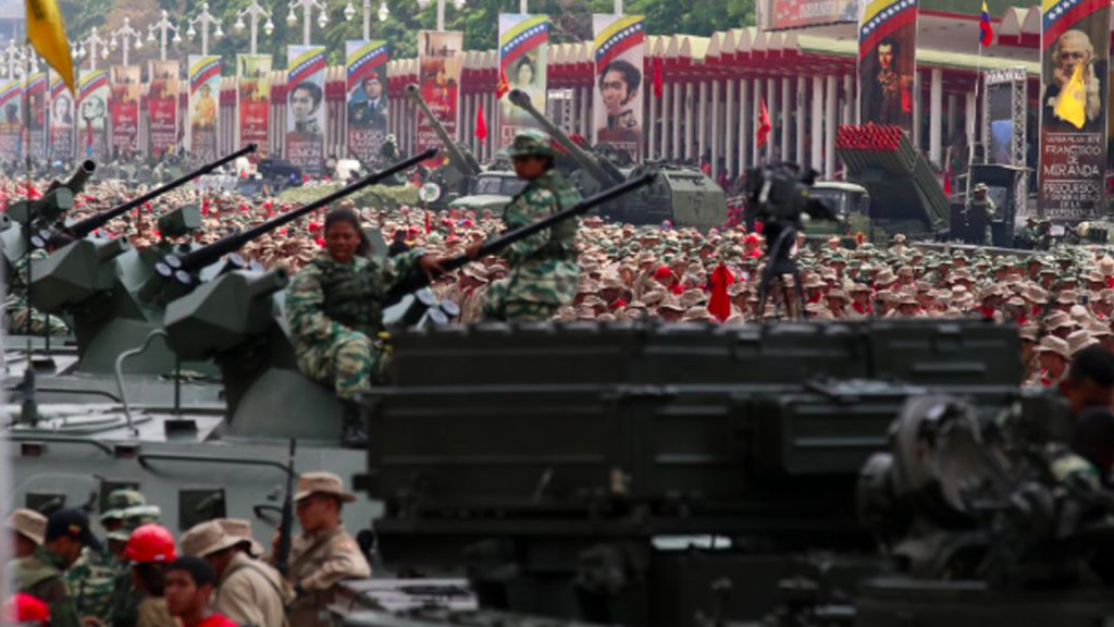 Col. Wilkerson: US Would Face a Unified Venezuelan Military in an Armed Intervention