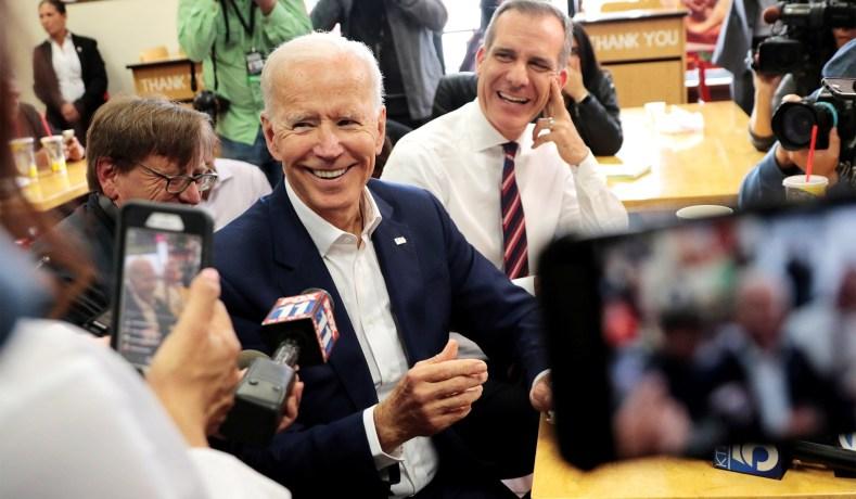Springtime for Biden and Democrats