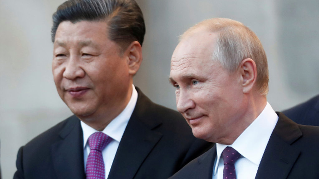 China-Russia Partnership Threatens US Global Hegemony