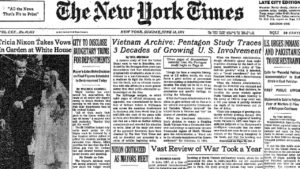 "Daniel Ellsberg on the Release of the ""Top Secret"" Pentagon Papers"