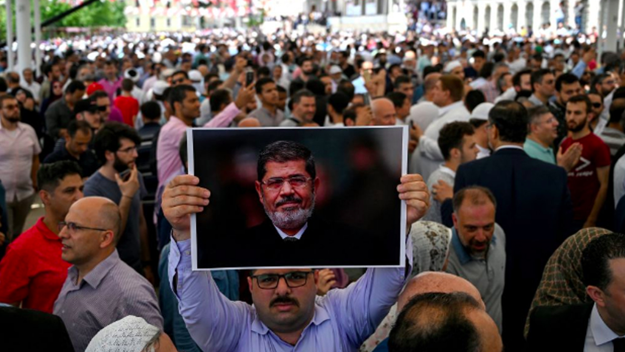 Morsi's Death Represents the Demise of Hope for Democracy in Egypt