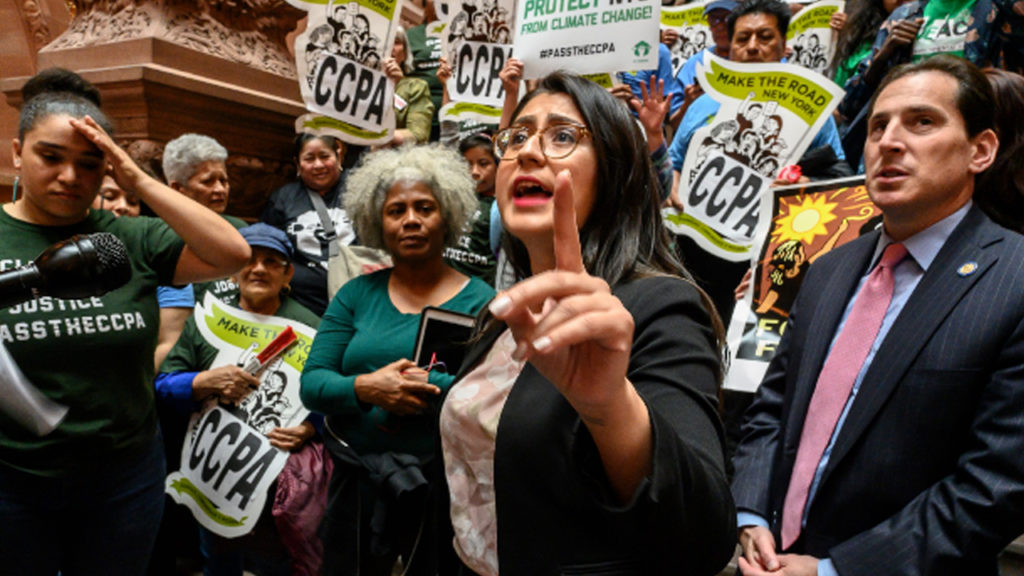 New York Passes Nation's Most Comprehensive Clean Energy Legislation in the Nation