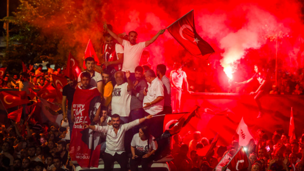 Istanbul Election Shakes President Erdogan's Power