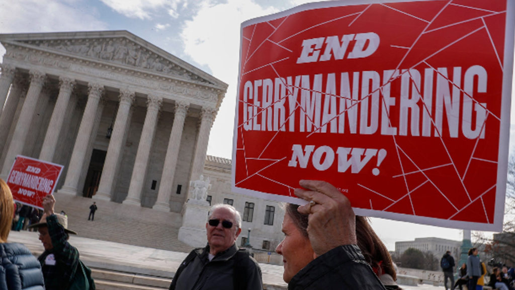 Supreme Court's Gerrymandering Decision a Danger to Democracy