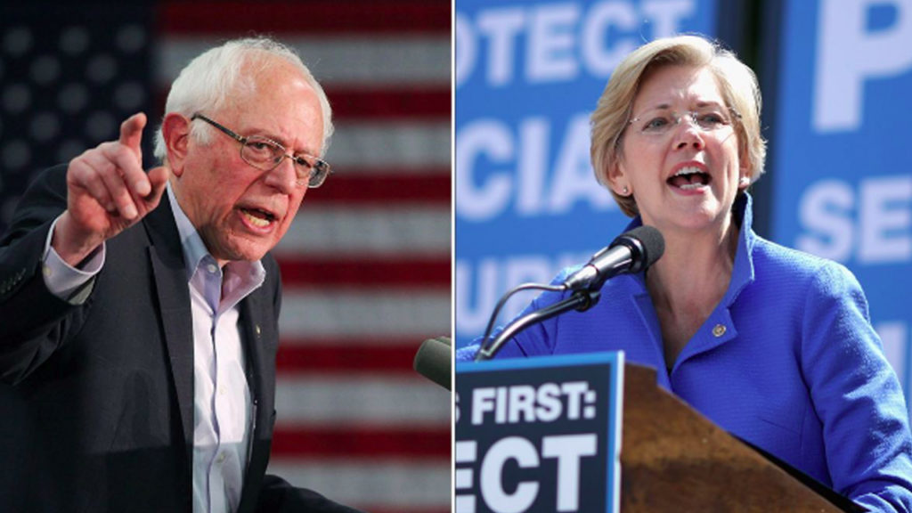 Sanders & Warren Pitch Rival Plans to Address $1.6 Trillion in Student Debt