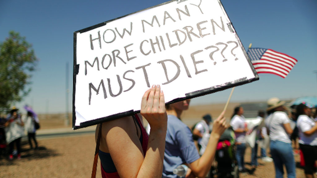 Is the $4 Billion Border Aid Bill for ICE or for Children?