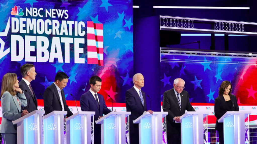 Racism in America, Socialism, and Medicare for All Dominate Democratic Debate (1/2)