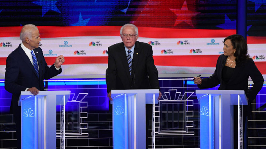 Generational Divide Was Subtext of Second Democratic Debate (2/2)