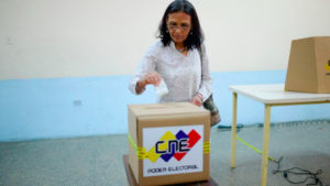 National Referendum on Elections: A Way Forward for Venezuela (3/7)