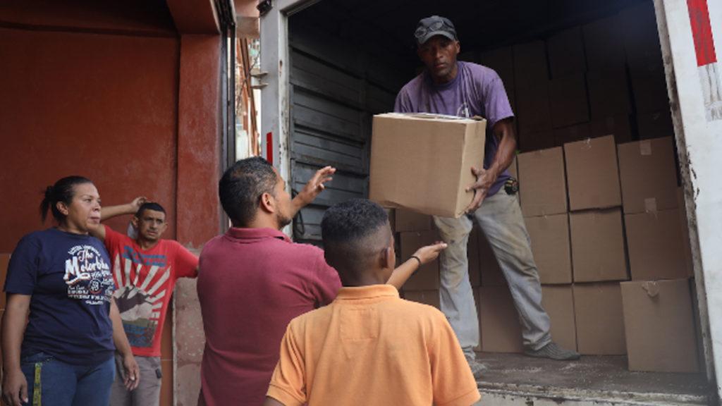 U.S. Prepares Sanctions to Block Food Subsidy for Millions of Venezuelans