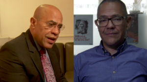 Two Brothers on Opposing Sides in Venezuela's Political Conflict