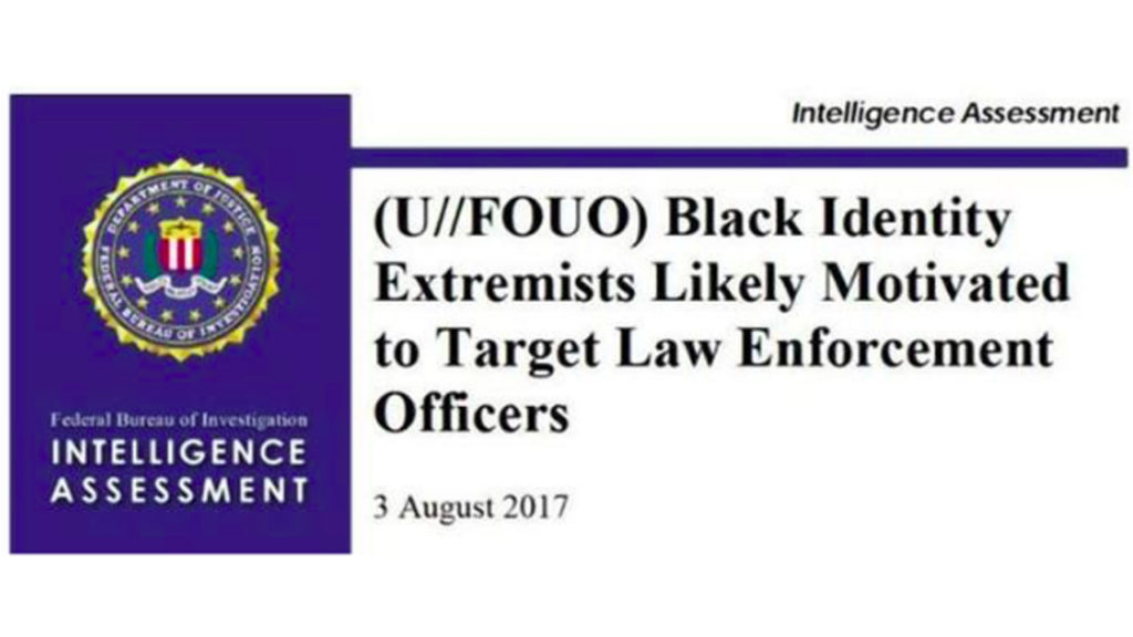 COINTELPRO 2.0: Fighting Government Surveillance of Black and Muslim Organizations
