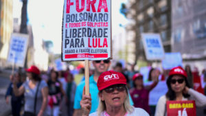 Millions of Brazilians Join General Strike and Protests Against President's Austerity Reforms