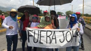 Honduran Security Forces Tear-Gas International Human Rights Delegation