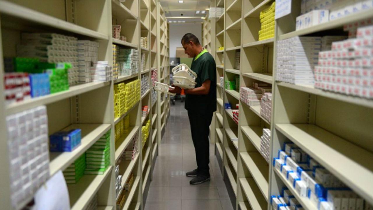 Venezuelan Community Builds Solidarity Pharmacy to Counter Sanctions