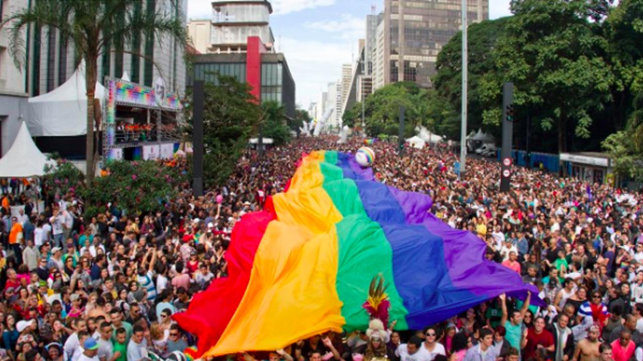 Brazilians Celebrate LGBT Pride, Rejecting Bolsonaro's Homophobic Backlash
