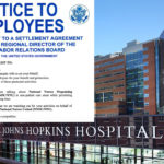Hopkins Hospital and Nurses Reach Settlement On Unionization Efforts
