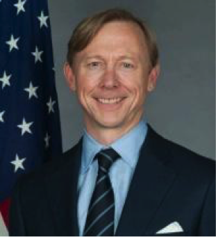 Brian Hook, United States Special Representative for Iran, Photo Wikipedia https://en.wikipedia.org/wiki/Brian_Hook