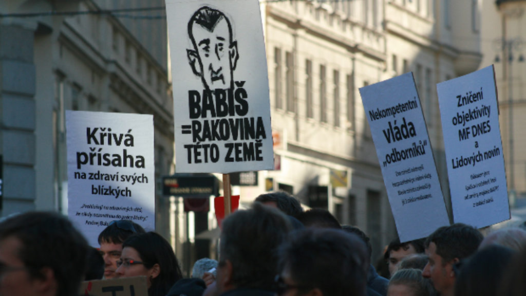 What's Behind Czech Demonstrations to Oust Their Prime Minister?