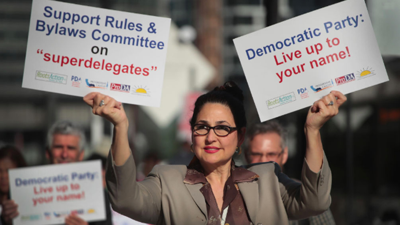 Will Dem Party Superdelegates Prevent a Progressive Nominee in 2020?