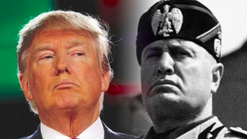 Trump's Racist Rhetoric is Deliberate - Will it Lead Us to Fascism?