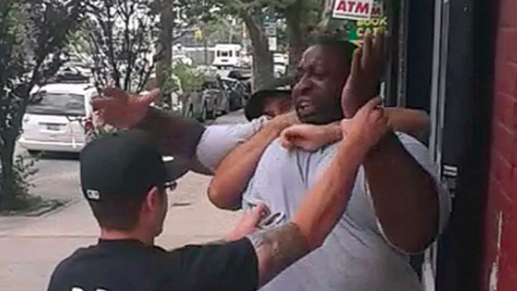 5 Years Later: No Indictments in Choking Death of Eric Garner