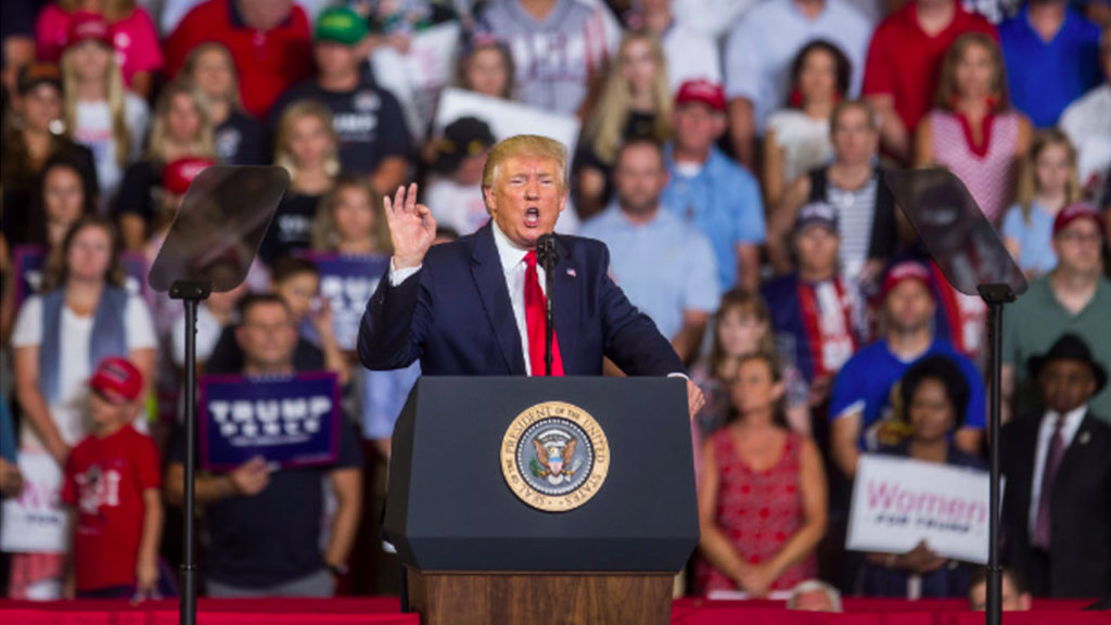 Trump's Racist Lies About Ilhan Omar Define the Republican Party