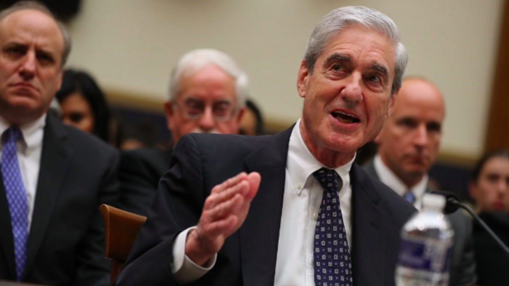 Mueller's Seven-Hour Testimony Changed Nothing