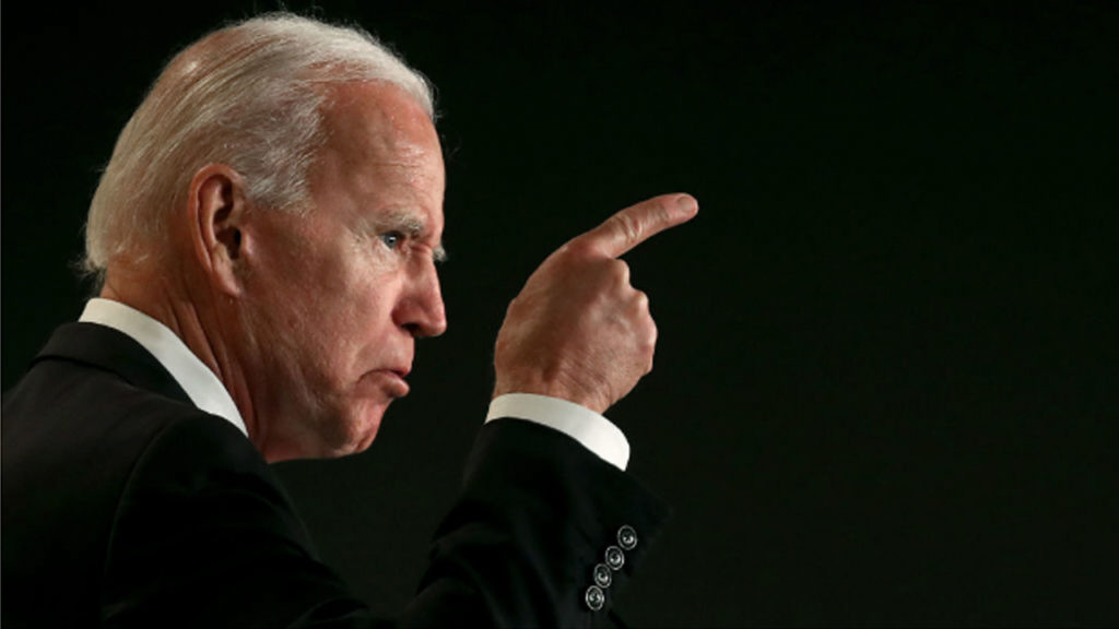 Biden's Criminal Justice Plan Can't Reform the System He Helped Create (1/2)