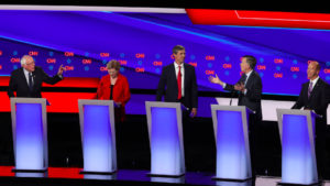 2nd Democratic Debate, Pt 2: Battle Over Medicare for All and Fixing Immigration (2/3)