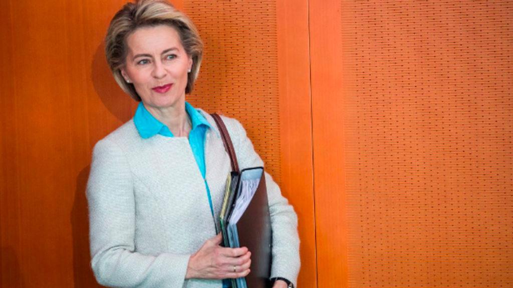 EU Elects First Woman President: Germany's Conservative von der Leyen