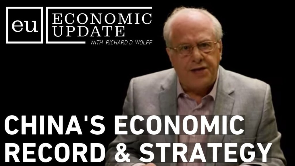 Economic Update: China's Economic Record and Strategy