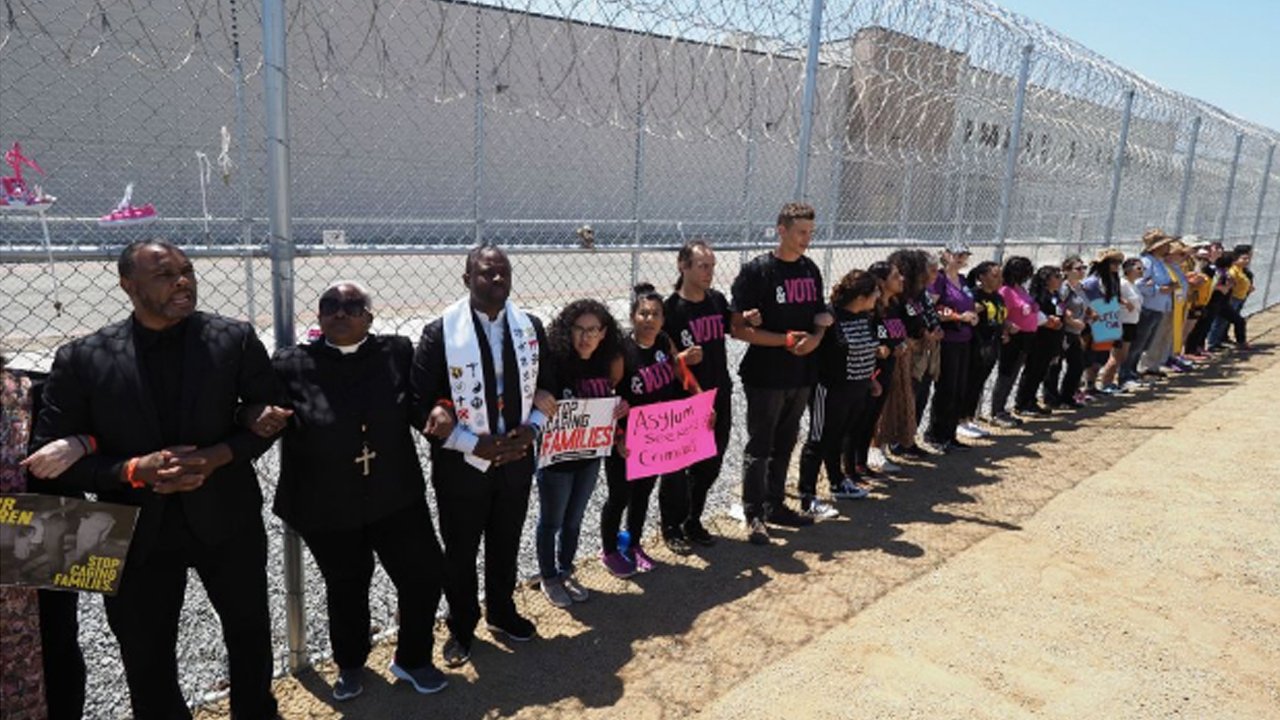 More Details Emerge About Horrible Conditions at Immigration Detention Centers