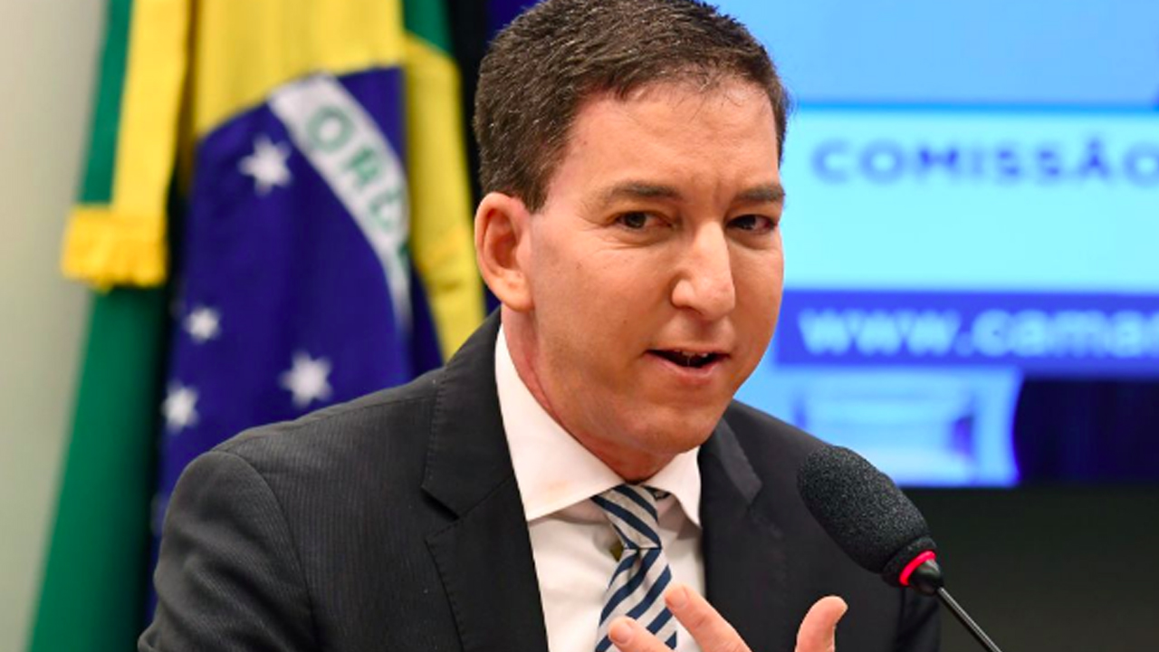 Brazil's Far Right Unleashes Campaign to Stop Greenwald and The Intercept Revelations