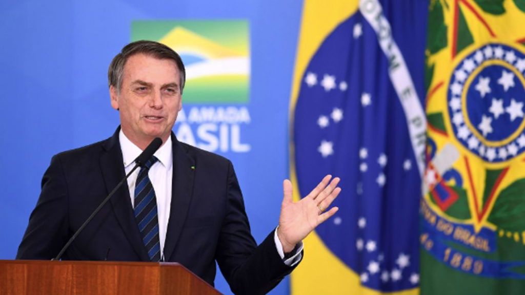 Bolsonaro's Anti-Crime Crack-Down Also Targets Brazil's Social Movements