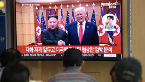 North Korea Suspends Talks With South Korea Because of U.S. Sanctions