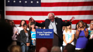 Bernie Sanders Takes Aim at the Pathology of the For-Profit Criminal Justice System