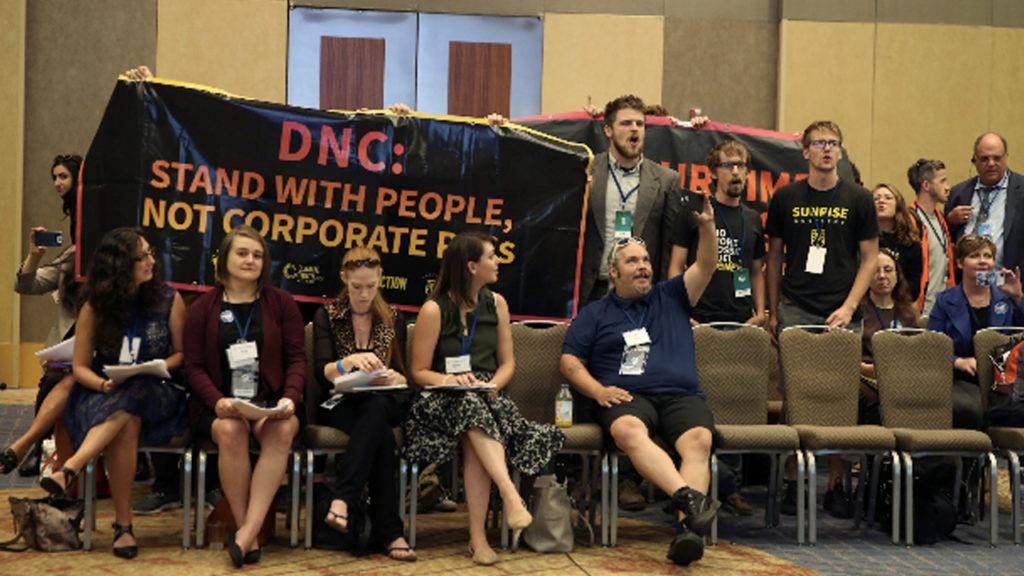 DNC Kills Climate Debate Compromise