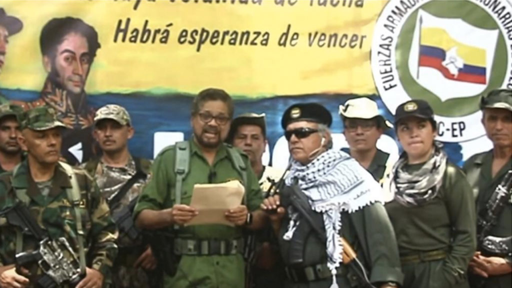 "Colombia's President ""Wants War,"" FARC Dissidents Comply"