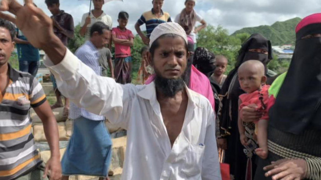 Rohingya Muslim Refugees Refuse to Return to Myanmar