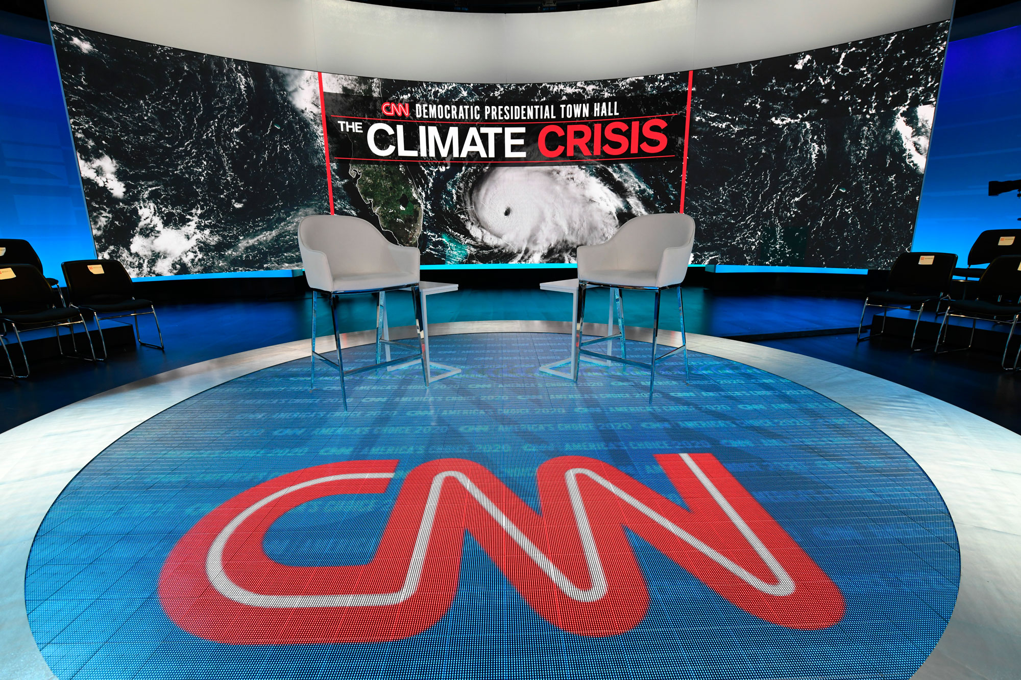 CNN Democratic Presidential Town Hall: The Climate Crisis  New York, NY  2019
