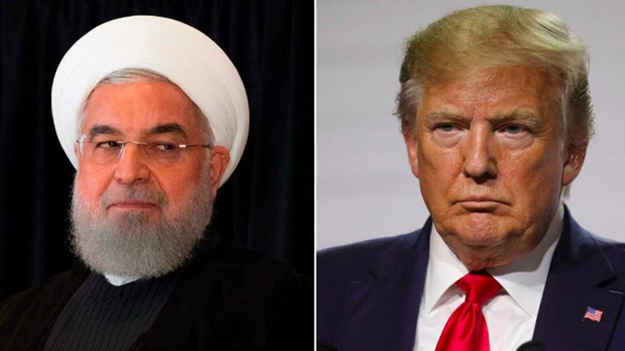 "US and Iran ""At Cliff's Edge"""