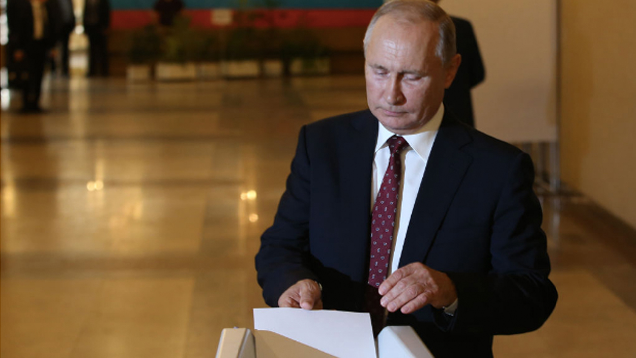 Putin Suffers Setback in Moscow Election, But Remains Secure Nonetheless