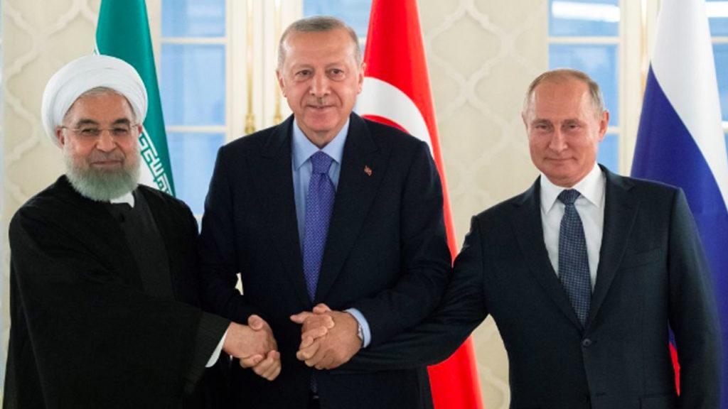 Turkey's Erdogan Presents Plan to Turn Kurds into a Minority in Northern Syria
