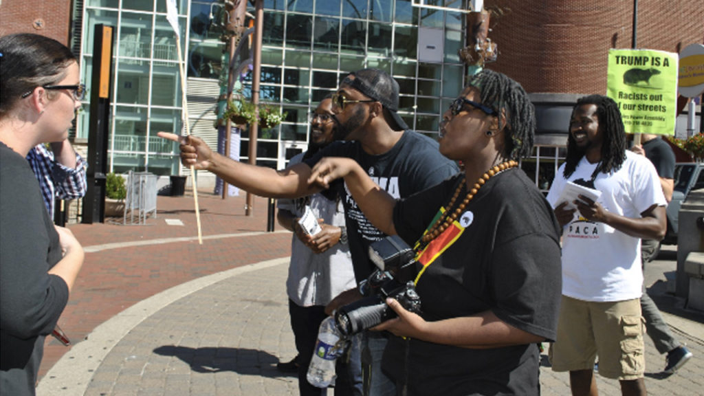 Black Leftists Challenge #Blexit And Political Misleadership In Baltimore